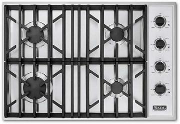 "Viking 30"" Gas Cooktop - VGSU"