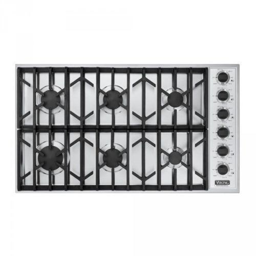"Viking 30"" Continuous Grate Gas Cooktop - DGSU"