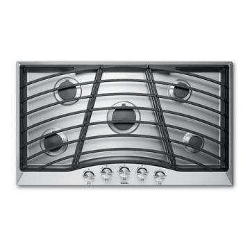 "Viking 36"" Continuous Grate Gas Cooktop - DGSU"
