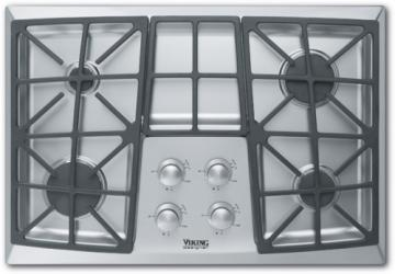 "Viking 30"" Gas Cooktop - DGVU"