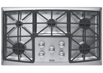 "Viking 36"" Gas Cooktop - DGVU"