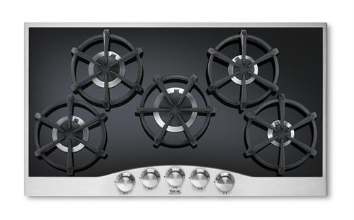 "Viking 36"" Gas Cooktop - DGCU"