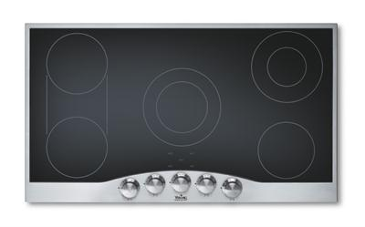 "Viking 36"" Electric Radiant Cooktop - DECU"