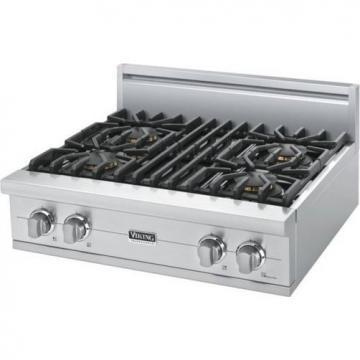 "Viking 30"" Custom Sealed Burner Rangetop - VGRT"