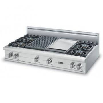 "Viking 48"" Custom Sealed Burner Rangetop - VGRT"