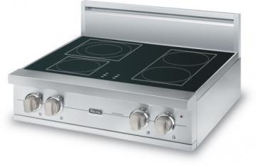 "Viking 30"" Custom Electric Rangetop - VERT"