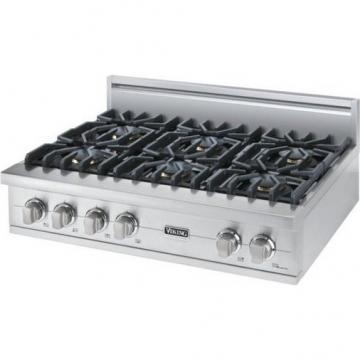 "Viking 60"" Open Burner Rangetop - VGRT"