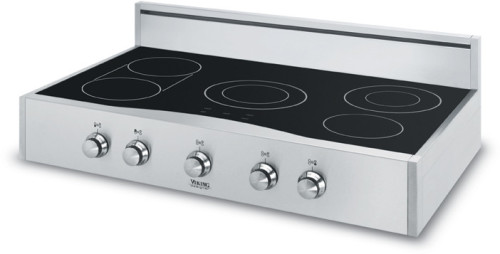 "Viking 36"" Designer Electric Rangetop - DERT"
