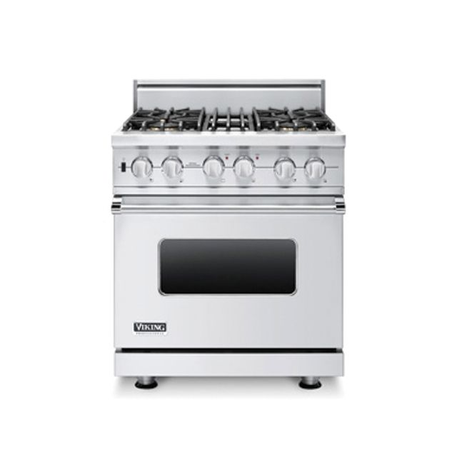 "Viking 30"" Custom Sealed Burner Dual Fuel Range - VDSC"