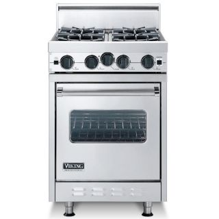 "Viking 24"" Open Burner Range - VGIC"