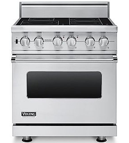 "Viking 30"" Electric Induction Range - VISC"