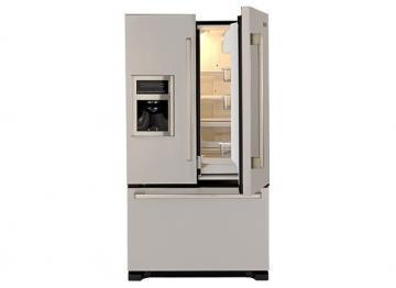 "Viking 36"" French-Door Bottom-Mount Refrigerator/Freezer DDFF136D"