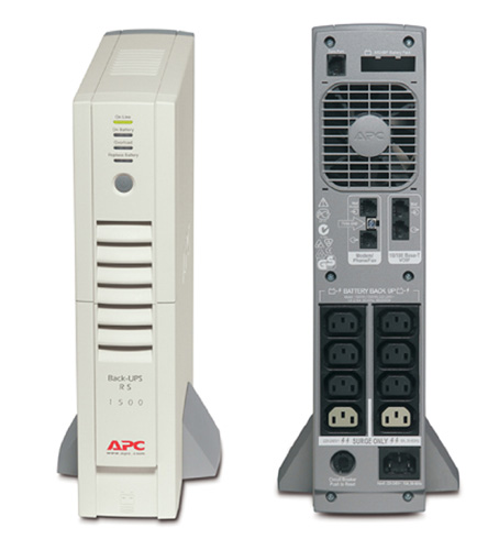 APC Back-UPS RS 1500VA