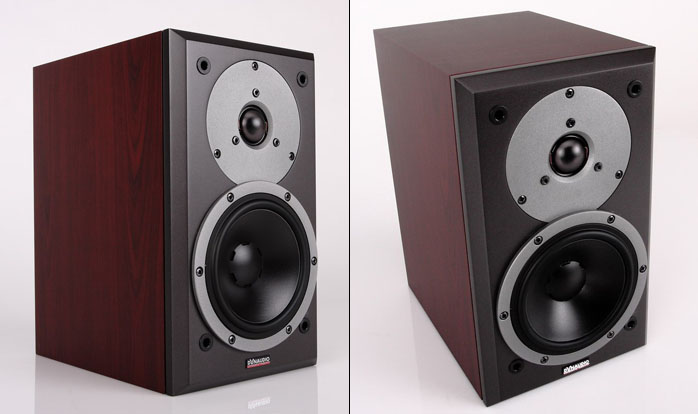 Dynaudio DM 2/10 big bookshelf loudspeaker