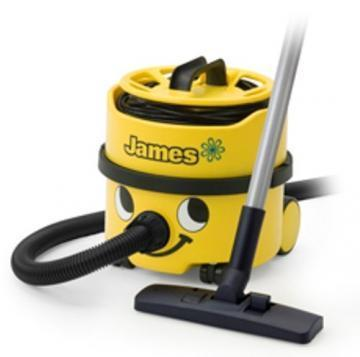 Numatic James JVP180 dry vac.