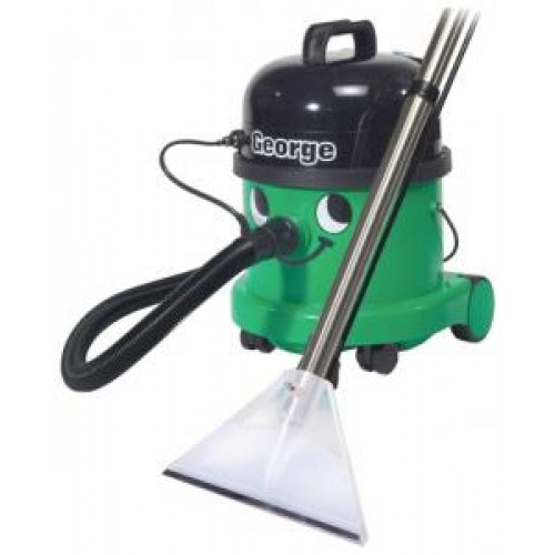 Numatic George GVE370-2 all-in-one vac.