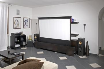 Meler FALCON Furniture motorised screen