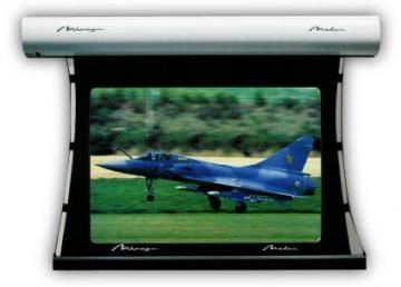 Meler MIRAGE Home Cinema motorised screen