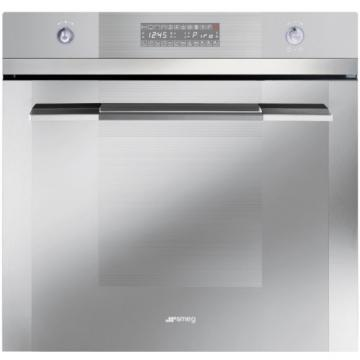 Smeg SCP112-8 multifunction pyrolitic self-cleaning oven