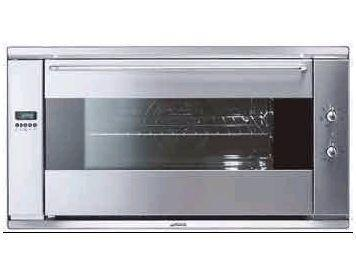 Smeg SE995XR-7 electric multifunction oven