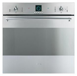 Smeg SC399X-8 multifunction thermo-ventilated oven