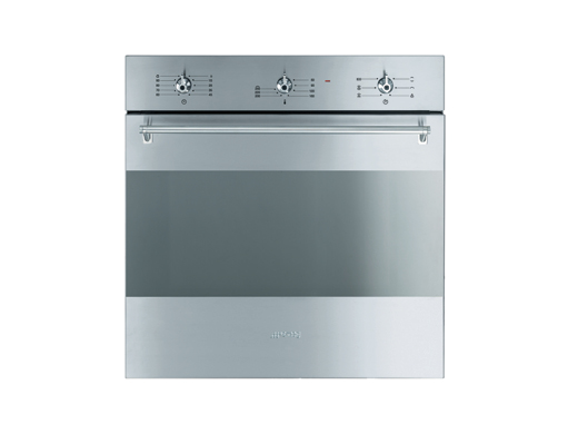 Smeg SC381X-8 multifunction ventilated oven