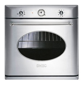 Smeg SO66CSS-5 electric multifunction oven