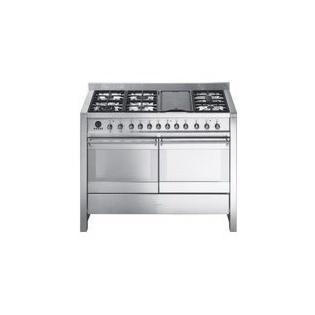 Smeg A4-6 gas+electric cooker