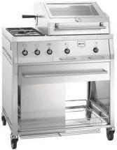 Smeg BQ6130T barbecue