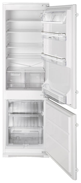 Smeg CR325APL built-in fridge