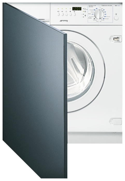 Smeg WDI12C1 built-in washer/dryer