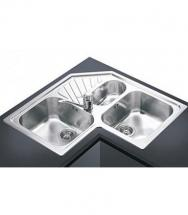Smeg SP3A 3 bowl sink
