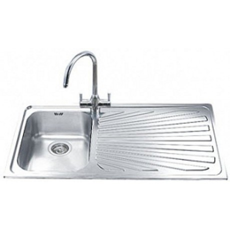 Smeg SP101D 1 bowl sink