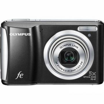 Olympus FE-47 Digital Photo Camera (black)