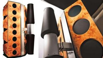 German Physiks GAUDI MK II loudspeakers