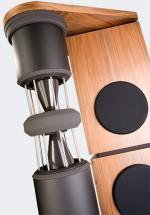 German Physiks PQS 302 loudspeakers