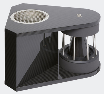 German Physiks PQS 201 MK II loudspeakers