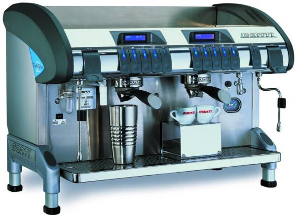 Conti Twin Star 2 Espresso Machine