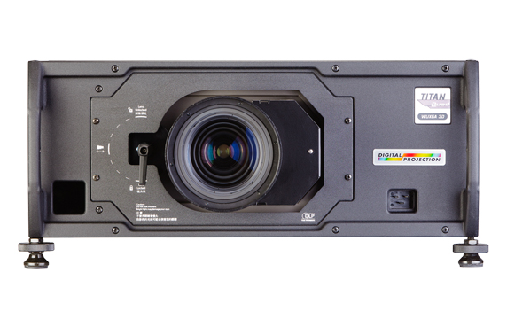 Digital Projection TITAN SX+ 3D