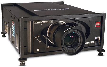 Digital Projection TITAN 1080p 3D Ultra Contrast