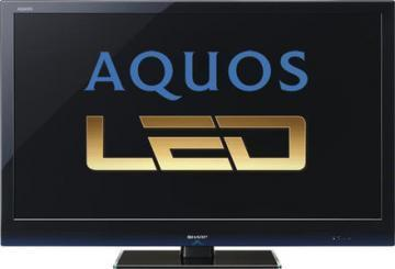 "Sharp Aquos LC52LE705EV 52"" LCD LED TV"