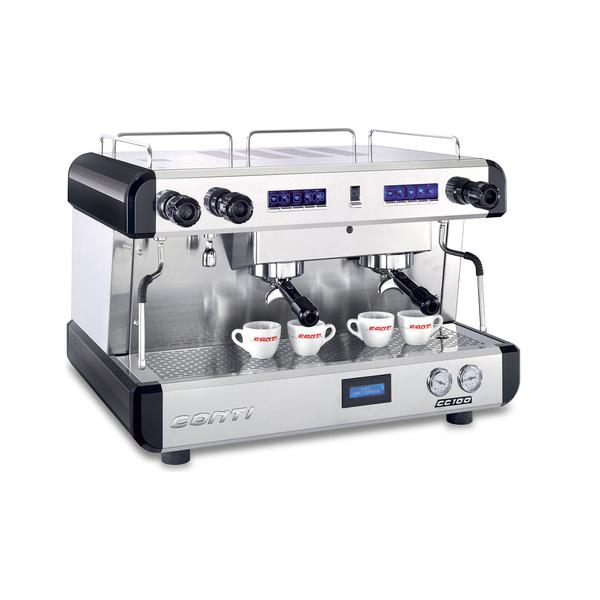 Conti CC102 Noire Display Espresso Machine
