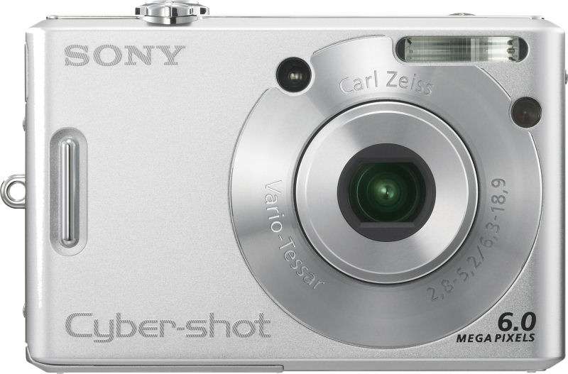 Sony DSC-W30 Digital Photo Camera