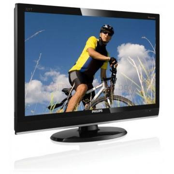 "Philips 22"" 221T1SB/00 LCD Display"