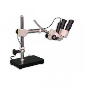 Meiji Techno BM-2 Long Arm Stereo Microscope