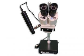 Meiji Techno BMK-1 Long Arm Stereo Microscope