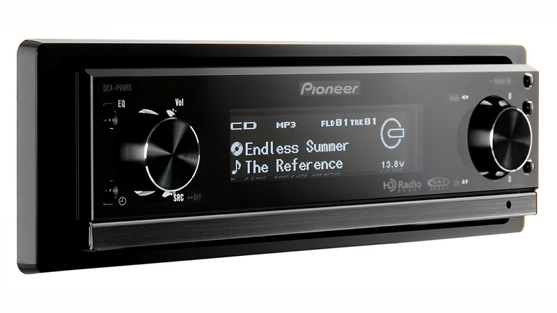 Pioneer DEX-P99RS Hi-End Car Audio