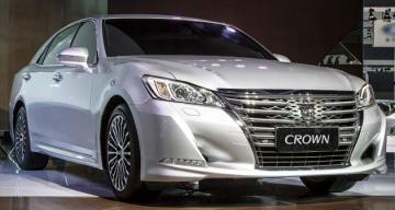 Toyota Crown (2012-)