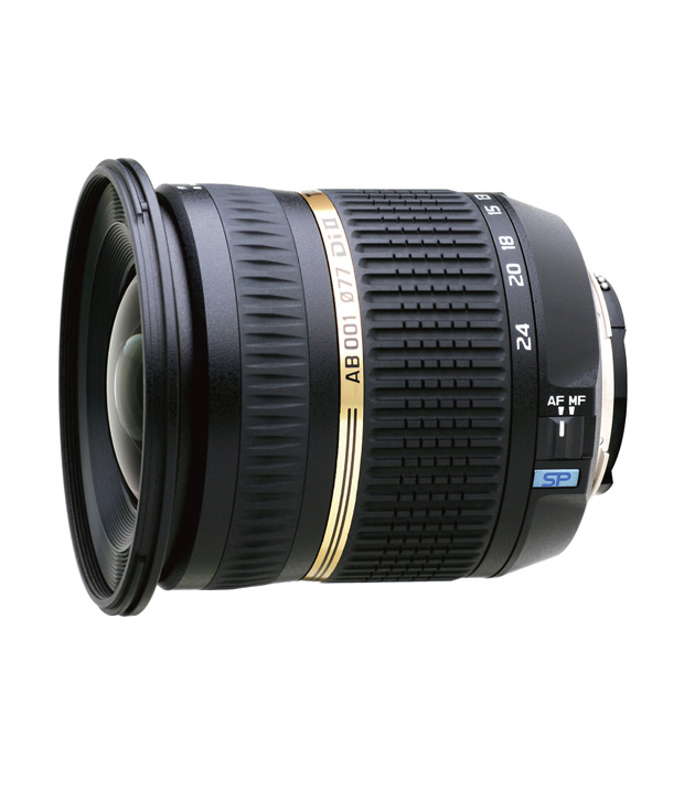 Tamron SP 10-24mm Ultra-Wide-Angle Lens