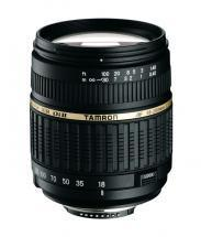Tamron 18-200mm All-in-One Zoom Lenses